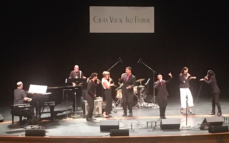 Cuesta Vocal Jazz Festival 2018